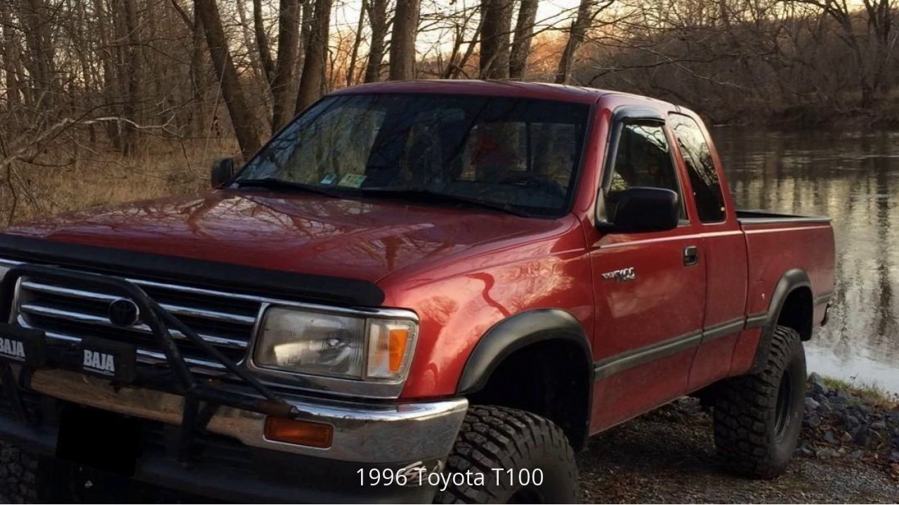 1996 toyotum pickup [ 1280 x 720 Pixel ]
