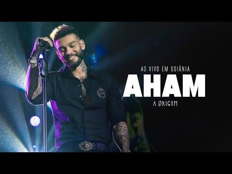 Lucas Lucco - Aham | DVD A Ørigem (Ao Vivo em Goiânia)