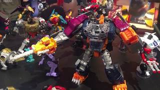 Live from Hasbro's Toy Fair event 2018