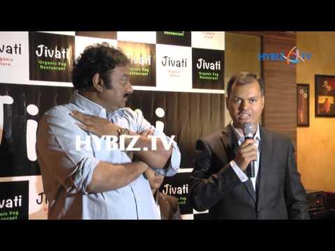 Chowdary | Jivati Organic Restaurant Breakfast Snacks Launch Hyderabad | hybiz