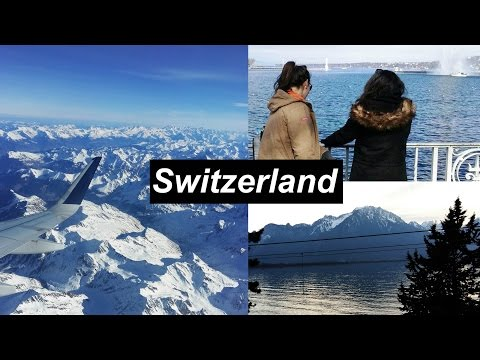 School trip | Switzerland vlog [Geneva, CERN, Laussane]| Oceanfiction