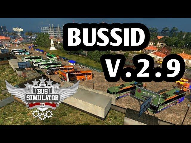 UPDATE BUSSID V.2.9 || HARAPAN BUSSID V.2.9