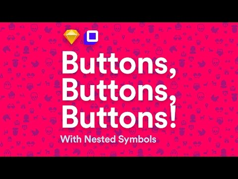 Creating a Button System with Nested Symbols on Sketch App