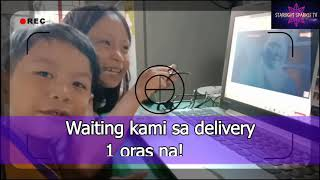 Darating pa ba ang delivery?    Food Delivery Fail   Delivery Gone Wrong   Food Delivery