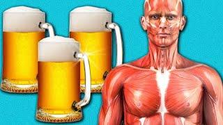 постер к видео Смотрите, что Происходит с вашим Телом, когда вы пьете Пиво каждый день