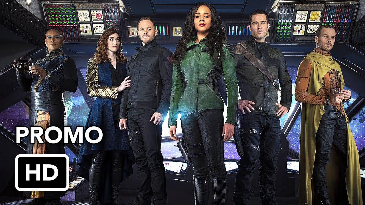 Killjoys Season 3 Episode 1 Review: Boondoggie   Den of Geek