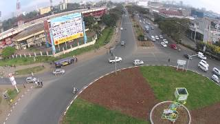 Nairobi City Mombasa Rd Free HD Video