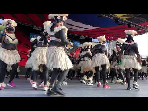 Guadeloupe in Antigua Carnival 2018