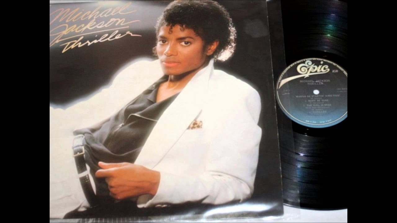 Beat It Michael Jackson 1982 Vinyl Lp Youtube