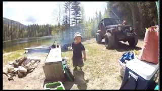 Offroad Camping - British Columbia