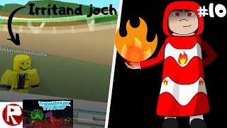 THE RMC & ENCOUNTER THE ANNOYING JOCH! ROBLOX THEME PARK TYCOON 2 #10 with Jesces   Premiére