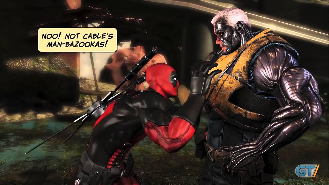 Deadpool 30 Superhéroes: Marvel Anti-Hero Trailer