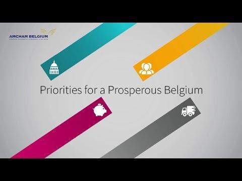 2017 Priorities for a Prosperous Belgium