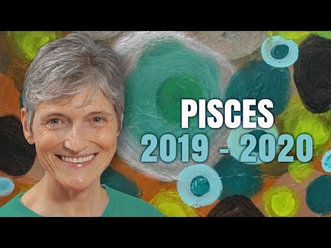 Pisces 2019 - 2020 Astrology Annual  Forecast
