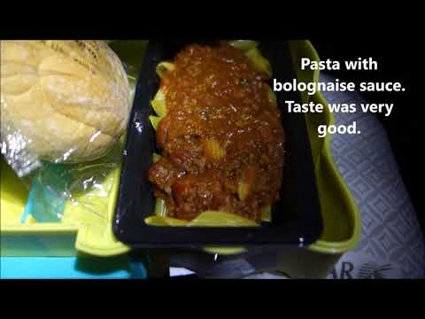 Qatar Airways Boeing 787 London to Doha Economy (Squashed Seats) QR2