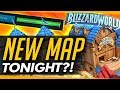 Overwatch | NEW MAP TONIGHT?! + Jeff Talks Future Heroes [News Roundup]