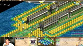 Age of Empires 2 Scenario Tower Defense Ancient Lake