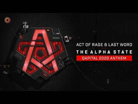 Act of Rage & Last Word - The Alpha State mp3 ke stažení