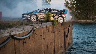 [HOONIGAN] Ken Blocks GYMKHANA NINE: Raw Industrial Playground