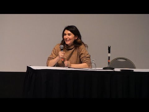 C4 Comic Con 2018  Jewel Staite Panel & Q&A Session