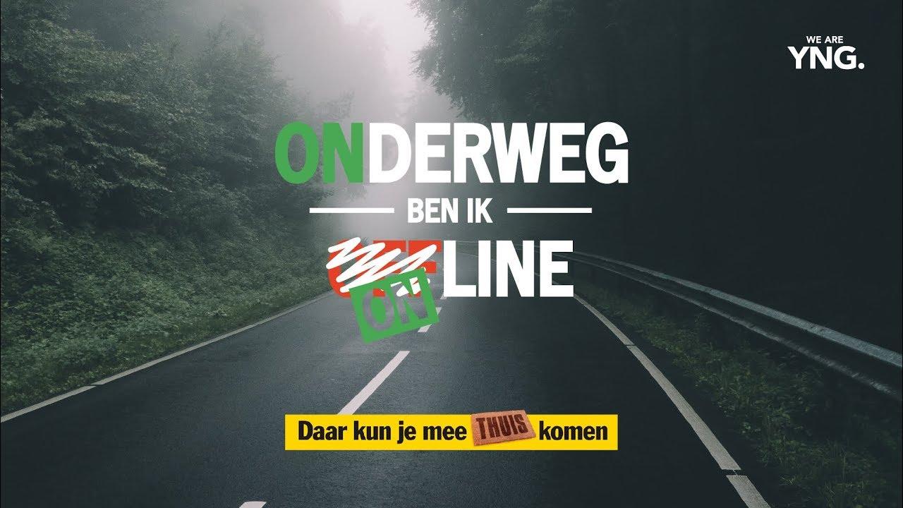 We Are Young Preek: Onderweg ben ik online - Dick Van Noort