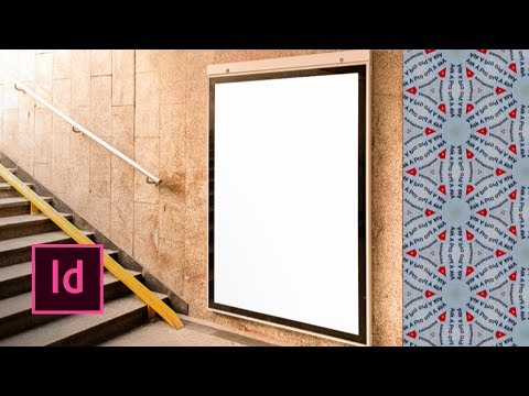 InDesign : Affiche et publicité - Ask a Pro | Adobe France