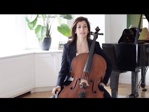 Dvorak Cello Concerto: First Movement - Musings with Inbal Segev