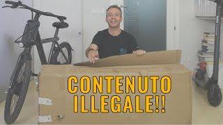 Unboxing CONTENUTO ILLEGALE!