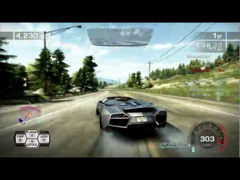 """Need for Speed: Hot Pursuit - Online Exotic Pursuit - """"End of the Line"""""""
