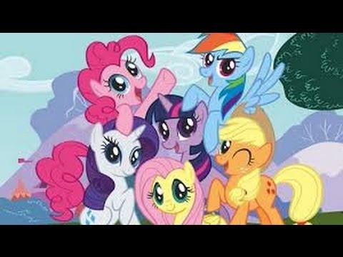 картинки шестерка пони