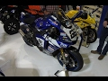 YAMAHA YZF R1 !! IDM SUPERBIKE 2017 !! RACING BIKE !! WALKAROUND !!