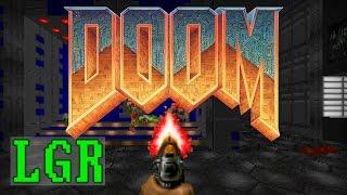 LGR - DOOM - DOS PC Game Review