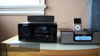 sangean wr22 review HD Vs Bose Soundlink Mini and iHome
