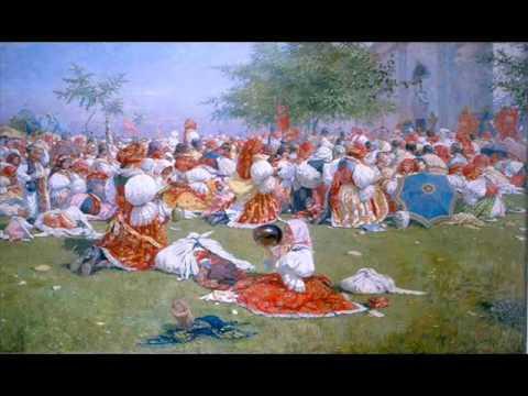 Otakar Jeremiáš - Moravian and Slovakian songs, suite