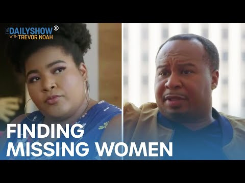 Why Do Missing White Women Get More Media Coverage? - Can We Convo   The Daily Show