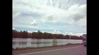 наводнение 30.05.2014 район таможни Республика Алтай