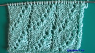 Ажур. Вязание спицами