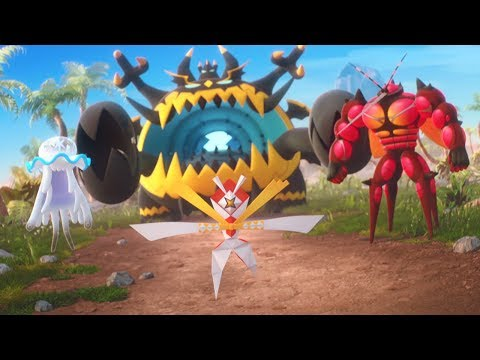 Download Youtube: UK: Pokémon TCG: Sun & Moon—Crimson Invasion Expansion