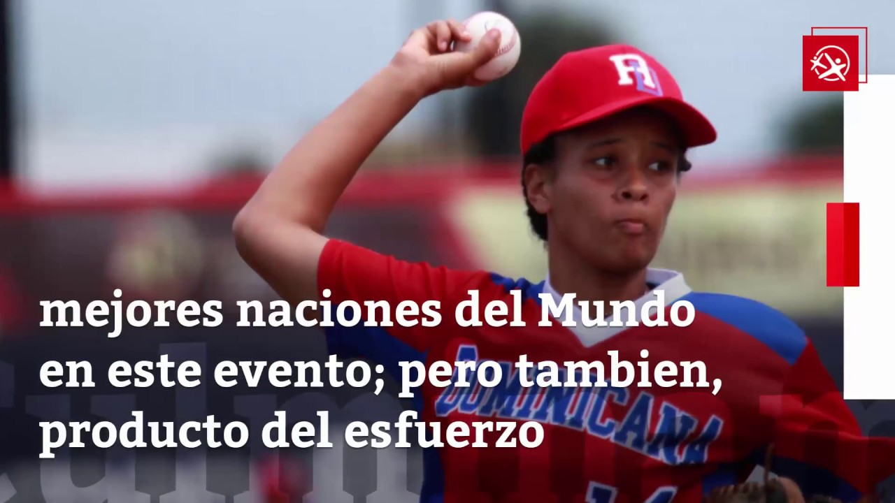 Women Baseball World Cup: Dominican Republic