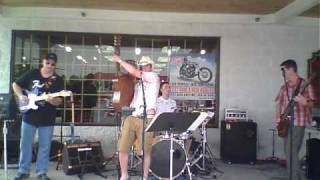Johnny B. Goode - Chuck Berry (Cover By: James Meadows and The Country Mile Drfiters)