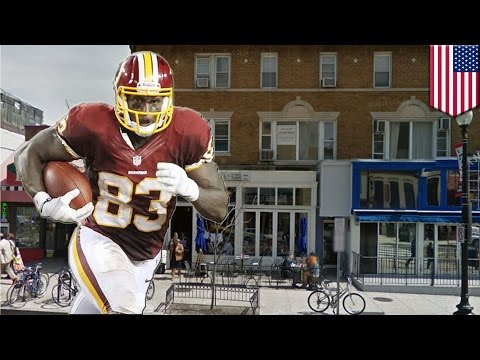 Washington Redskins Fred Davis on the run from police following domestic spat - TomoNews US  - _blRcfffnB4 -