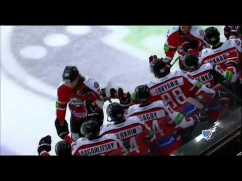 Хоккей видео - Мир хоккея