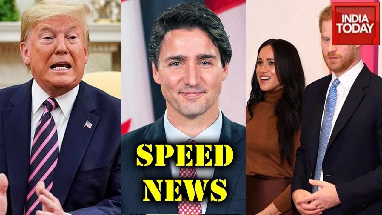 Speed News   Top International News   India Today   January 18, 2020