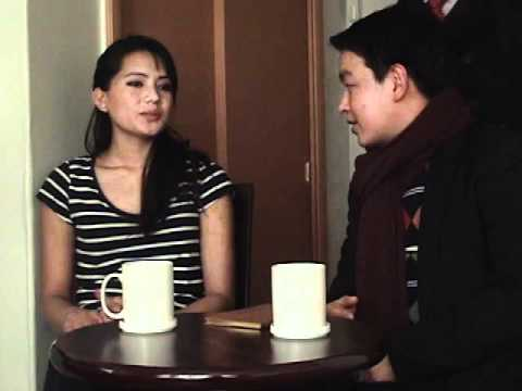 Nepali film Actor Ranjita Gurung interview in korea