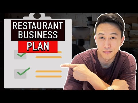 How To Write A Restaurant Business Plan That WORKS | Open And Run A Restaurant 2020
