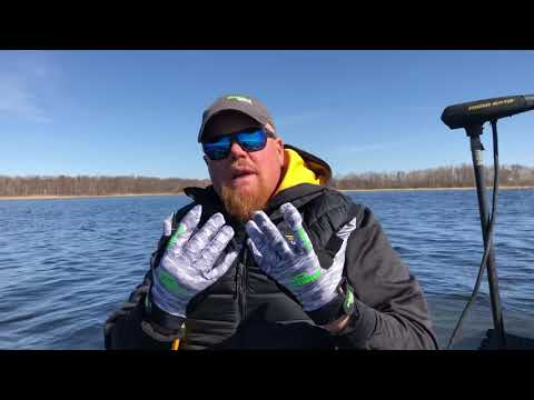 Brian Brosdahl Reviews The Freestyle From Fish Monkey Gloves