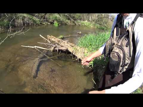 Wisconsin Trout Fishing - 4/23/2016