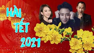 Hài Tết 2021 ❤️ Hài Trấn Thành 2021 Mới Nhất | Liveshow Trấn Thành, Thu Trang, Tiến Luật mới nhất!