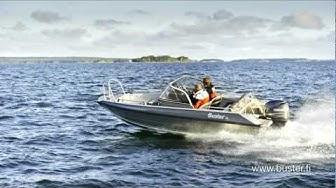 Fiskars Buster -alumiiniveneet