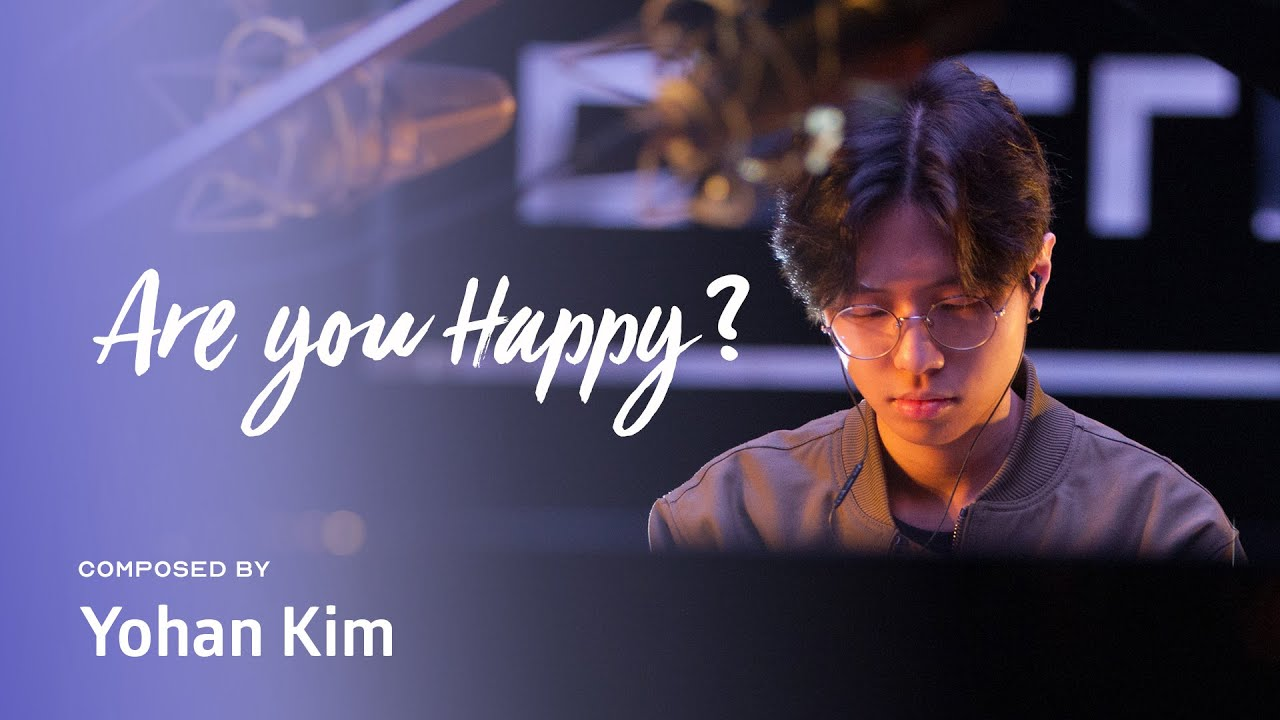Are you happy (Smooth Jazz) Composed by Yohan Kim